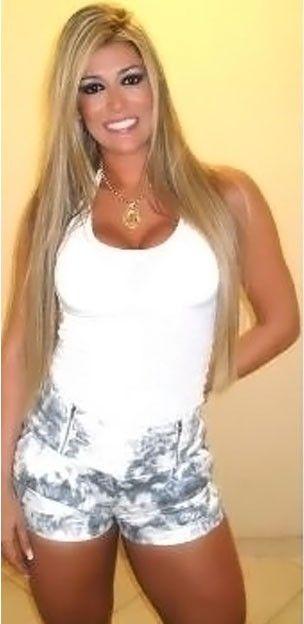 Fernanda Girão, do BBB 12, já teria namorado a cantora Nise Palhares