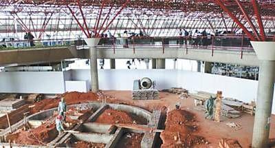 Há 2 anos da Copa, Infraero não investe em reforma de aeroportos