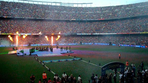 Barcelona não sofre gols em seu estádio há quatro meses