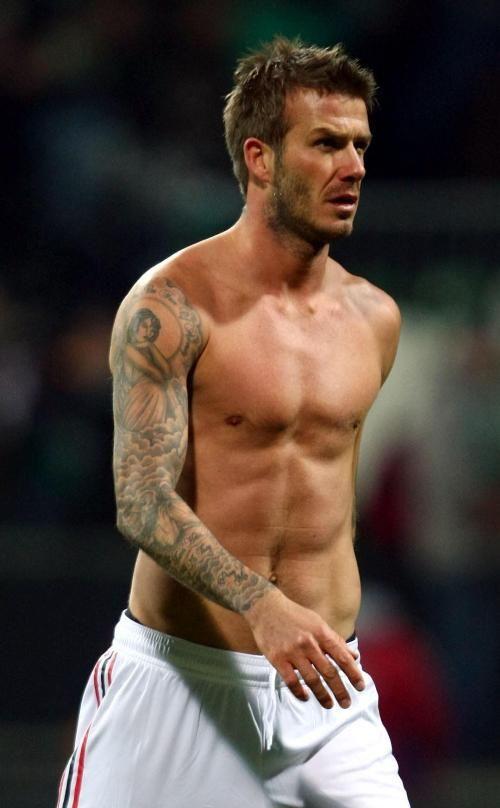 David  Beckham ainda lamenta derrota para o Brasil na Copa