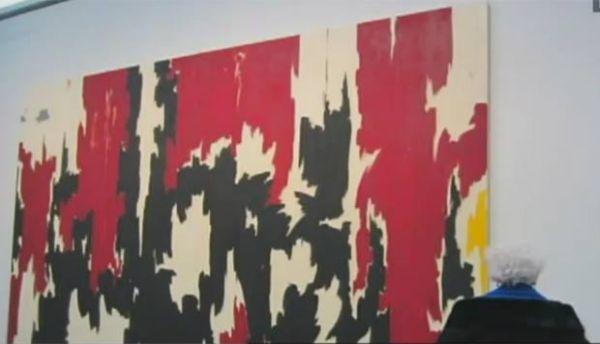 Mulher danifica pintura avaliada em mais de US$ 30 milhões em museu
