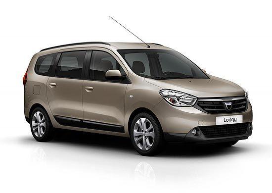 Renault revela sua futura minivan nacional, a Lodgy; veja fotos!
