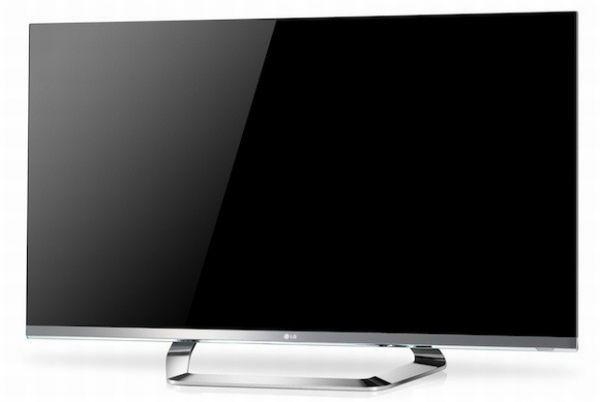 LG apresentará TV 3D de 1mm com Dual Play na CES 2012