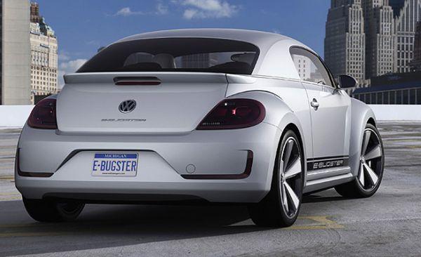Volkswagen cria Beetle elétrico com autonomia de 160 Km
