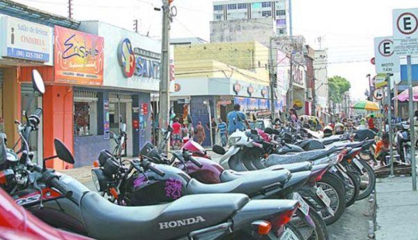 Crescimento da frota gera caos em estacionamentos