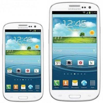 Galaxy S3 Mini terá resolução de 800x480 e câmera de 5 MP