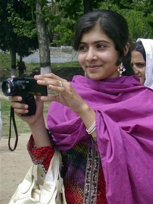 Menina paquistanesa baleada pelo Talibã era ameaçada há anos