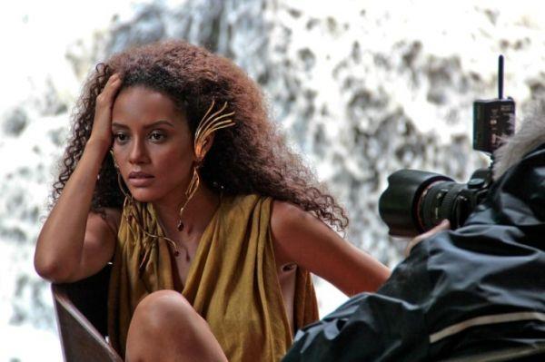 Taís Araújo é escolhida como símbolo da brasilidade em ensaio para concurso