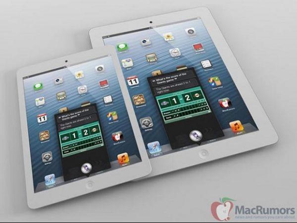 iPad Mini virá com conexão Wi-Fi mas sem 3G e 4G, diz jornal