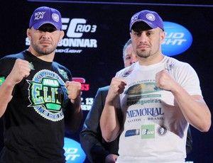 Maldonado brilha na coletiva do UFC Rio III em dia de Spider burocrático
