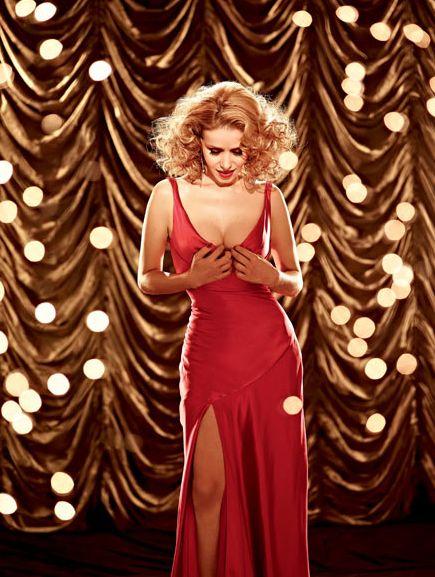 Playboy divulga mais uma foto do ensaio nu de Leona Cavalli, a Zarolha de