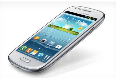 Samsung lança Galaxy S3 mini com tela de 4 polegadas e dual-core de 1 GHz