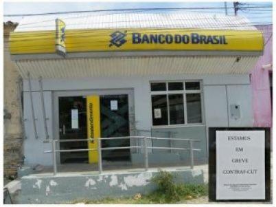 Agência do Banco do Brasil é arrombada com maçarico em Jaicós