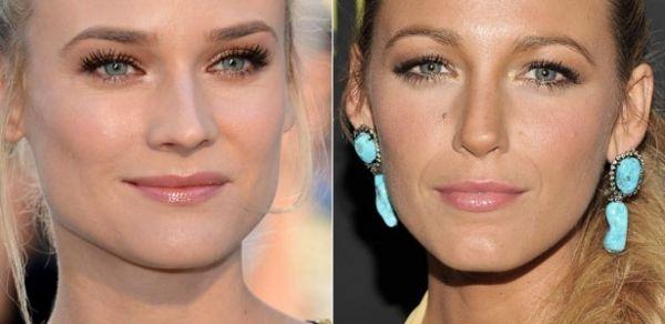 Truque das famosas, iluminar o canto interno dos olhos dá um toque de glamour à maquiagem