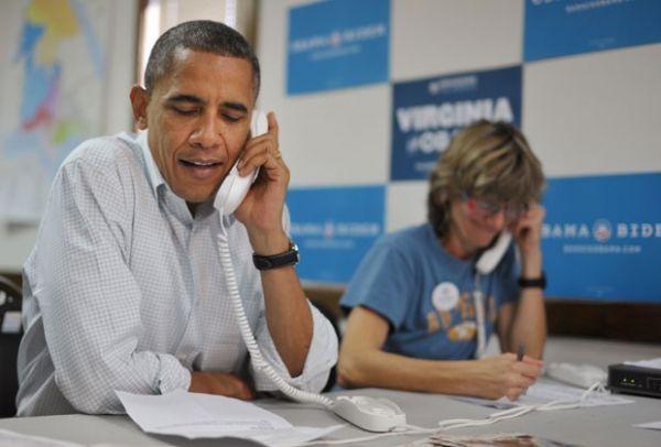 Nova pesquisa aponta pequena vantagem de Obama sobre Romney