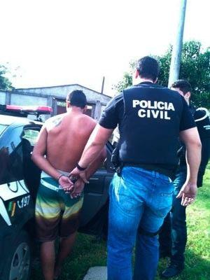 Suspeitos de cometer homicídios por ordens de detentos são presos