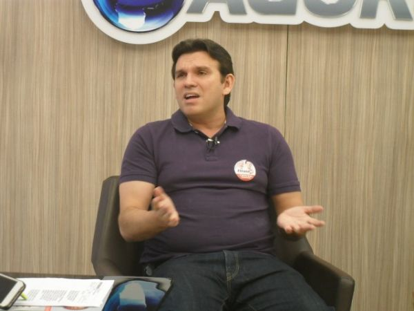 Marllos Sampaio: Querem iludir o povo com blocão que não existe