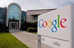 Ações do Google despencam e negociação precisa ser suspensa