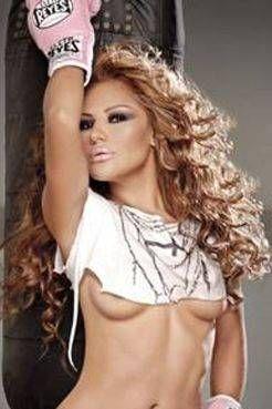Barbie do boxe, mexicana derruba qualquer marmanjo em ensaio para a Playboy