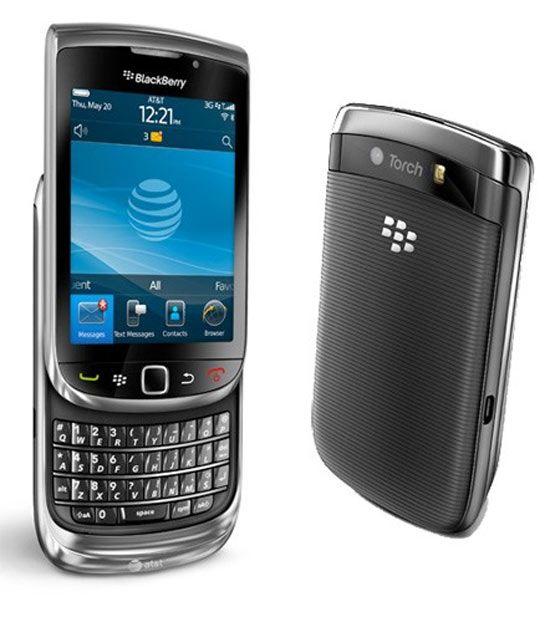 Celulares BlackBerry se tornam motivo de vergonha para donos