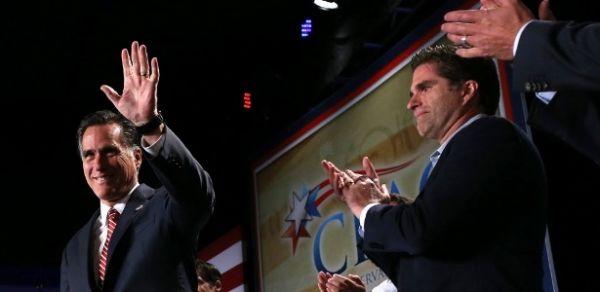Filho de Romney diz ter sentido vontade de bater em Obama