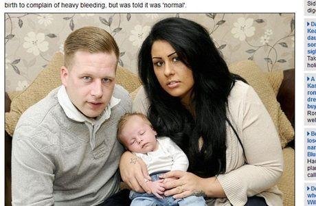 Com restos de placenta no útero, mãe quase morre de hemorragia