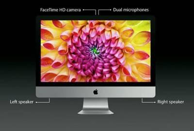 Novo iMac anunciado pela Apple surpreende pelos 5 mm de espessura