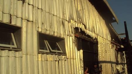 Hospital pega fogo e pacientes ficam em pânico, no Piauí