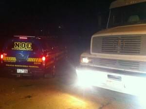 Policial militar é suspeito de participar de roubo de caminhão