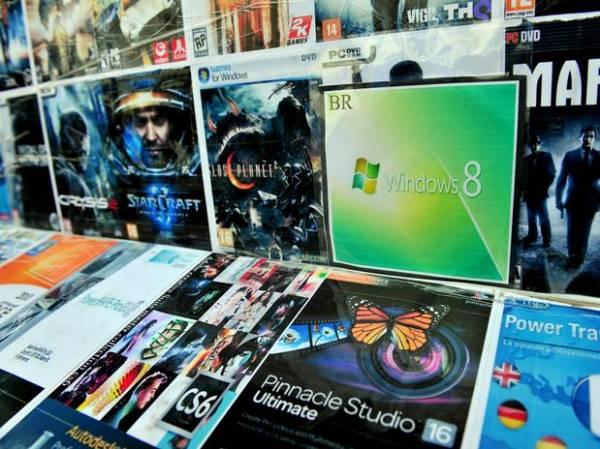Windows 8 pirata é vendido em SP na véspera do lançamento