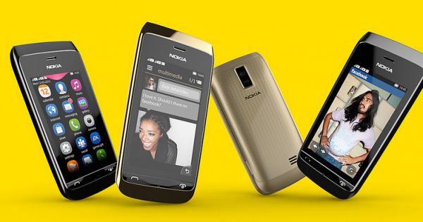 Asha 308, dual-chip e tela touch de 3 polegadas, sairá por R$ 329