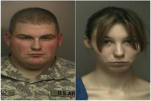 Militar é preso por assistir esposa fazer sexo com menina pela web