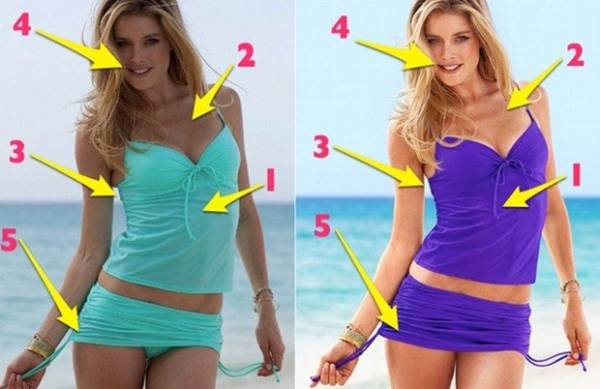 Fotos mostram modelo da Victoria?s Secret antes e depois do Photoshop