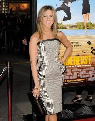 Jennifer Aniston diz que perdoa Brad Pitt através de mensagem