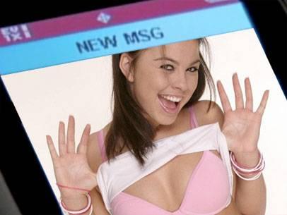 Nove em cada dez vídeos eróticos feitos em casa ?caem na net?