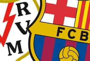 Rayo Vallecano x Barcelona ao vivo online!