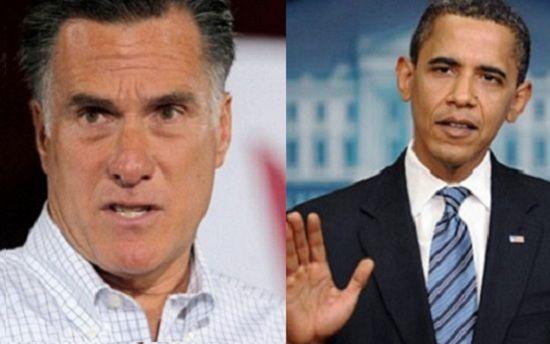 Obama e Romney fazem hoje primeiro debate na TV americana