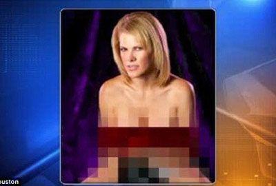 Policial é suspensa após ensaio sensual aparecer em site de modelos