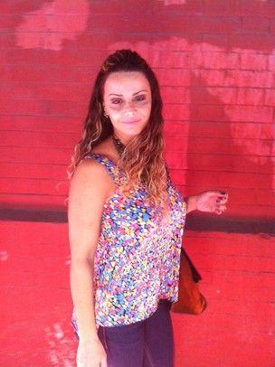 Viviane Araujo é assaltada na porta do Festival do Rio