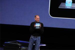 Steve Jobs planejava iPad há 30 anos, revela gravação