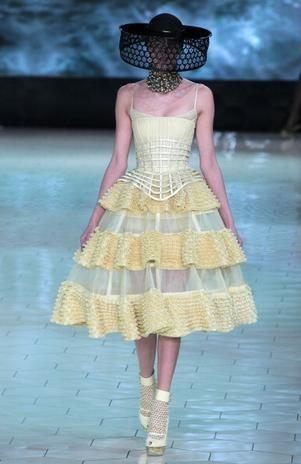 Veja tendências apresentadas na semana de moda de Paris