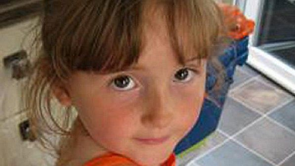Polícia desiste de achar com vida menina desaparecida