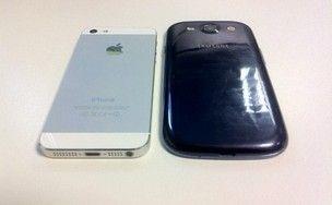 Vendas do Galaxy S3 cresceram após lançamento do iPhone 5