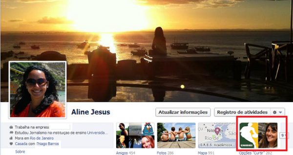 Como curtir uma página no Facebook e não receber atualizações