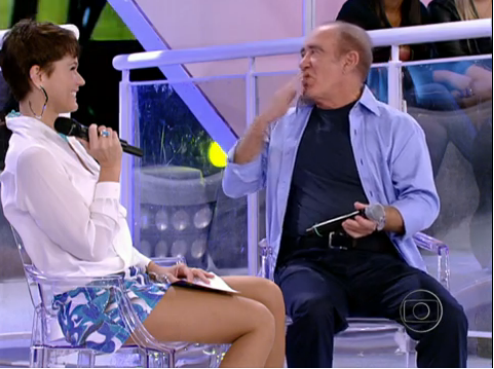 Globo homenageia Renato Aragão para limpar imagem do humorista