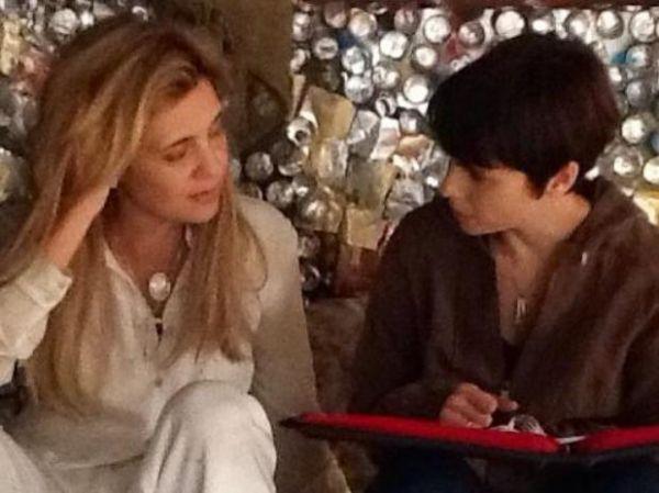 José de Abreu posta foto de Esteves e Falabella: