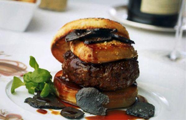 Site reúne os hambúrgueres mais caros do mundo