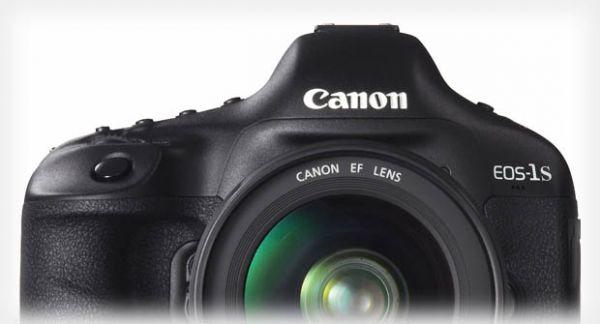 Canon EOS-1S pode ser lançada no fim de outubro por US$ 9 mil, diz site