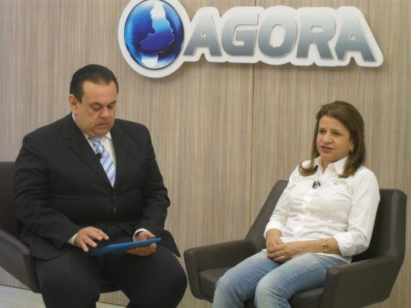Vereadora Graça Amorim diz que PTB tem esperanças de ter apoio do PT
