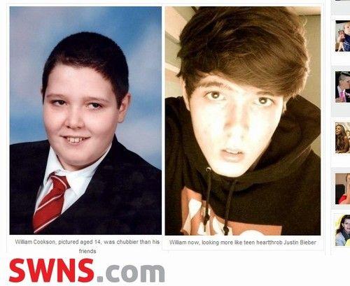 Vítima de bullying perde 57 quilos e se torna
